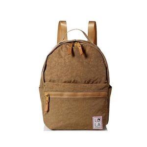 NWT LOLA Madewell Mondo Starchild Backpack, Khaki